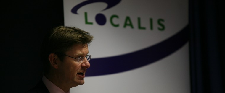 Localis at the 2016 party conferences