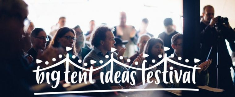Localis at the Big Tent Ideas Festival 2019: Saturday 31 August 2019, Mudchute Farm, East London