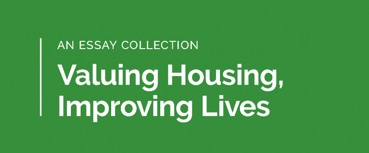 "Postponement of ""Valuing Housing, Improving Lives"" essay collection launch"