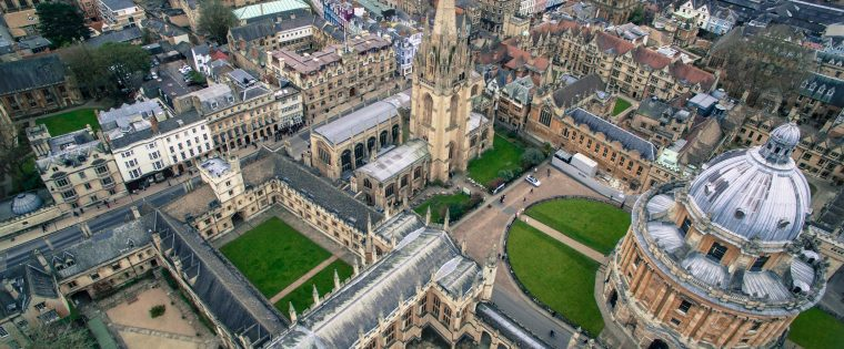 Give Oxford city growth powers to lead national recovery, Localis report urges
